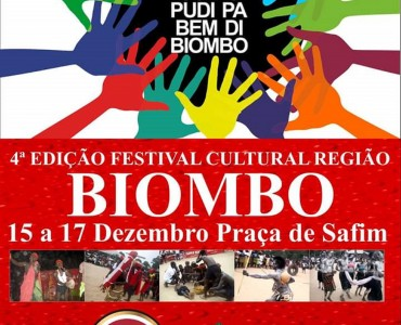 IV Cultural Festival of Biombo Region