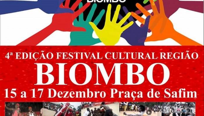 IV Cultural Festival of Biombo Region - Kalma Soul